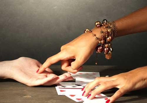 lettura carte e mani