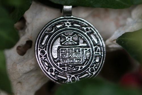 talismano quadrato magico saturno-art-406