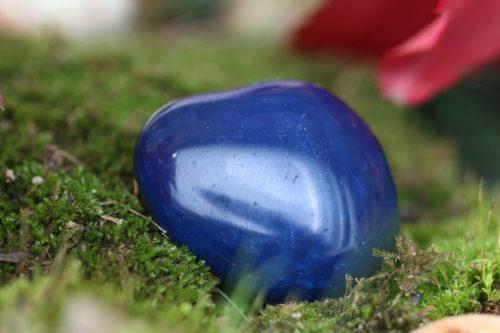 pietra naturale agata blu