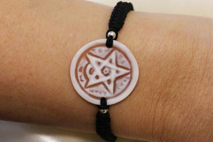 Cammeo con Tetragrammaton