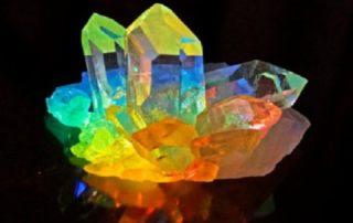 predire con la visione nel cristallo